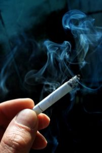 The Bone-Chilling Truth about Cigarettes